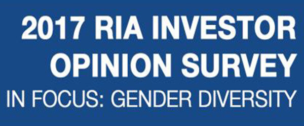 2017 RIA Investor Opinion Survey