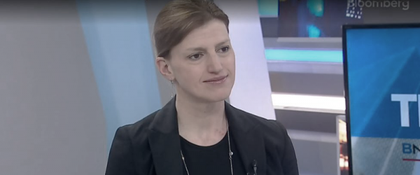 Camilla Sutton Was on BNN Bloomberg to Discuss Boosting Diversity in the Workplace