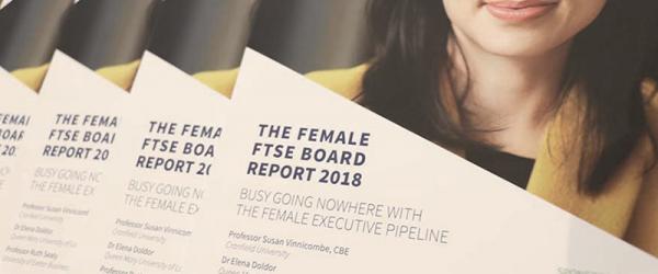 The Female FTSE Board Report 2018