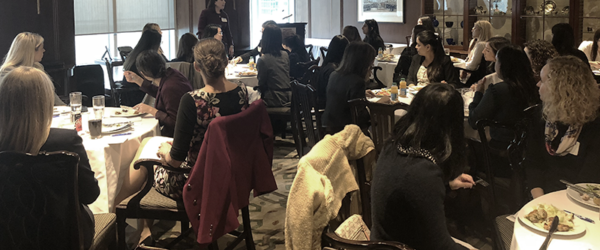 WCM Event Recap: Lunch & Learn with Helen Hayes from CIBC