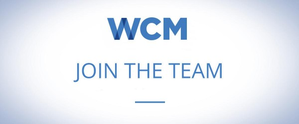 Opportunity at WCM: Marketing & Program Manager