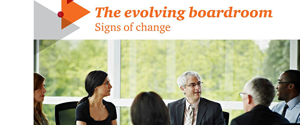 The Evolving Boardroom: Signs of Change