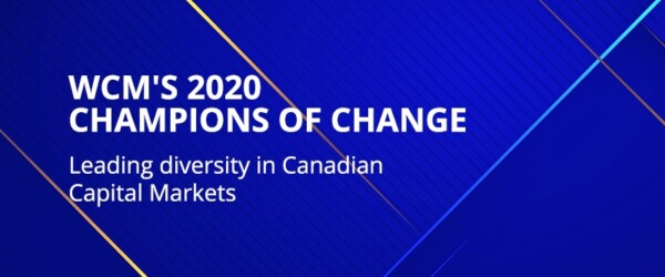 WCM Announces the 2020 Champions of Change