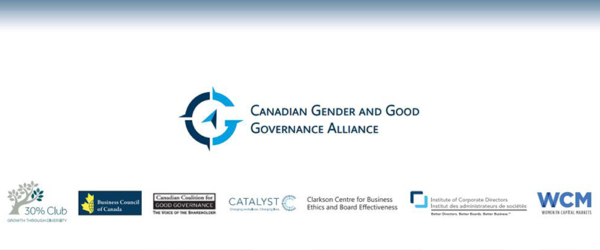 WCM is Proud to be a Member of the Canadian Gender and Good Governance Alliance