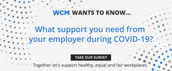 WCM Research | Worklife and Employee Well-Being in COVID-19 and Beyond