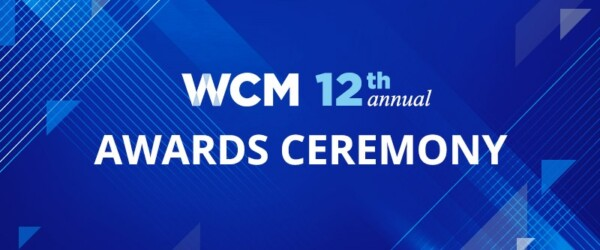 WCM Awards Ceremony 2019 | Recognizing Exemplary Leadership in Canadian Finance