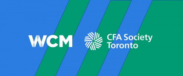 WCM and CFA Society Toronto Award Scholarship